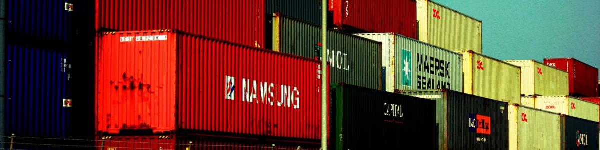 日本の不用品を海外に輸出→リサイクル