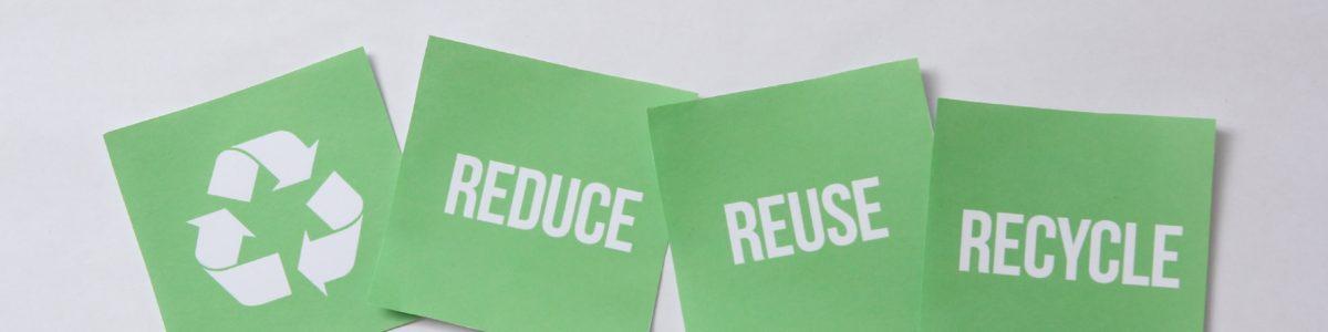 不用品のリサイクル